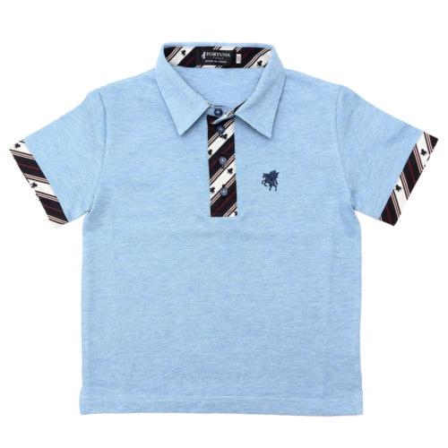 13.ミラクルキッズオーガニックポロシャツ半袖