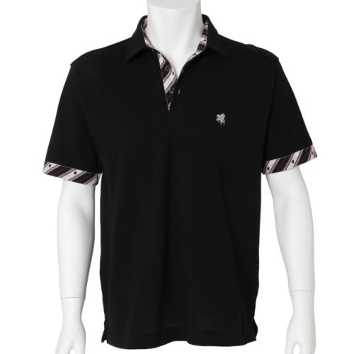 Antivirus/antibacterial Unisex Polo Shirt Short Sleeve -13. Miracle